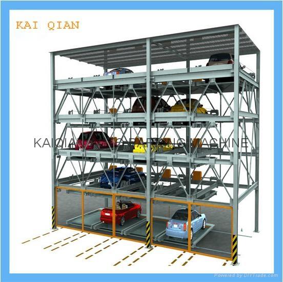 automobile parking, parking system, parking garage
