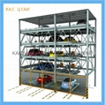 automobile parking system 1800kgs
