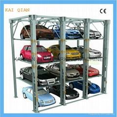 Commercial Vertical Parking System,Car Parking Lift,Lift Sliding Parking