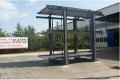 Pit type parking , Parking Lift In Pit For 3 Cars,car parking system,car parking