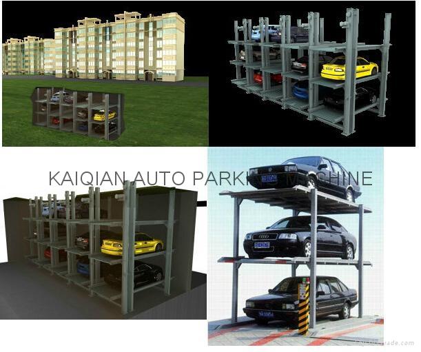 mechanical parking,parking system, parking lift