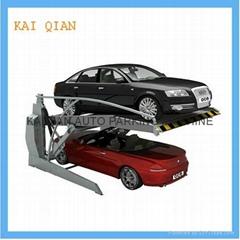 tilt parking system, 2 level parking system,smart parking equipment
