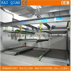 puzzle parking garage, lift sliding parking garage,car parking system