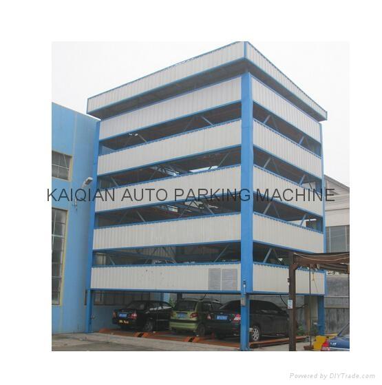 Multi-level Intelligent Puzzle Car Parking System,Car Parking Lift, Car Lifting