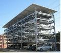Multi level Robotic Car Parking System