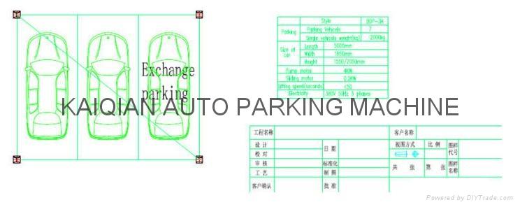 auto parking lift