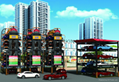Multi-Layer Lift-Sliding Mechanical Type Rotary Car Parking System Lift 5