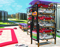 Multi-Layer Lift-Sliding Mechanical Type Rotary Car Parking System Lift