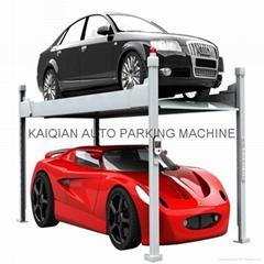 KQHL-2 Four Post Parking Lift