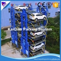 Rotary Car Parking System Project