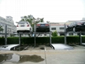 High quality Auto Two Level Lift-sliding Car Parking Systems 3
