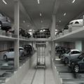 Robot Lift Stacker Ferry Cart Parking System