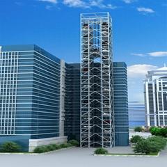 KQTP Tower Parking System