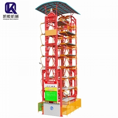 rotary parking system,smart parking system ,rotary car parking garage supplier
