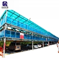 Multi-level automated lift sliding car elevator parking systems 3