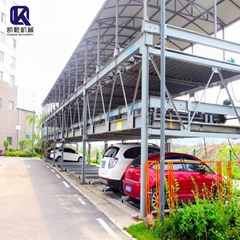 High Quality Mechanical Car Parking System for Plaza and Airport