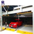 Multi level Mechanical Auto Puzzle Car Parking Lift System