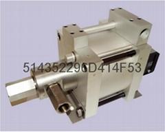 氣液增壓泵_元利流體