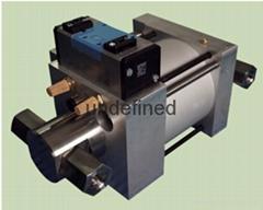 YQYBSW系列氣液增壓泵_元利流體