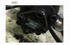 TOP-2MY1500-220HBM齿轮泵日本NOP品牌