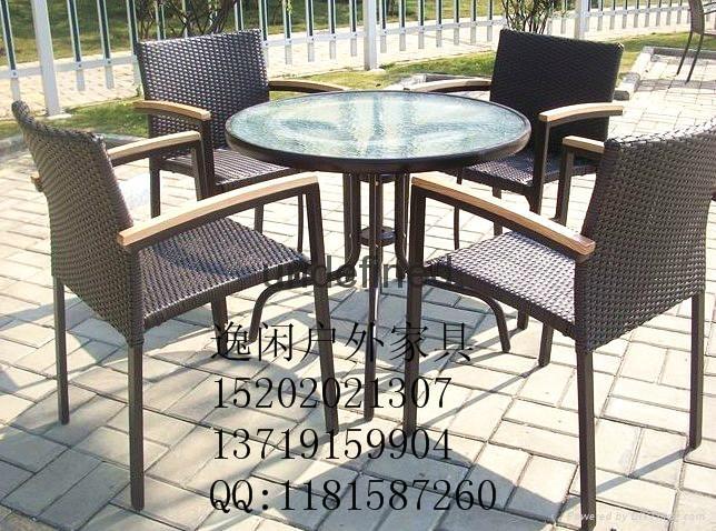 星巴克桌椅 1