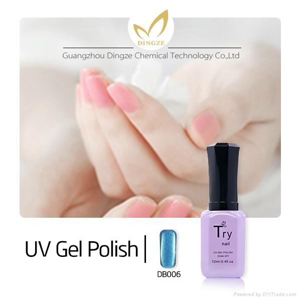 OEM gel polish private lable soak off nail gel polish 3steps customized uv gel  1