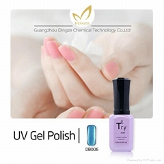 OEM gel polish private lable soak off nail gel polish 3steps customized uv gel
