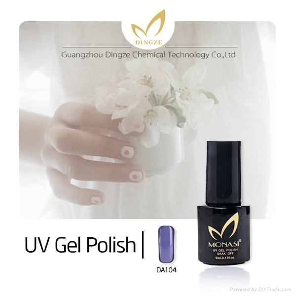 Nail Design Color Gel Polish UV LED Gel Nail,Factory New Design 1