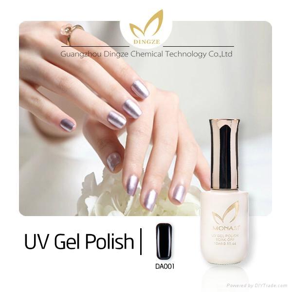 private lable makeup nail polish&UV color change gel nail polish for nail art pr 1