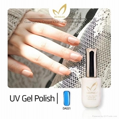 Monasi Nail art soak off UV gel nail polish colors