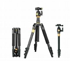 Q555 Stable camera tripod stand monopod for slr camera