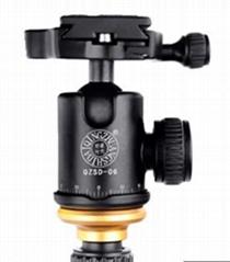 Q570B Aluminum camera tripod stand digital panoramic camera tripod