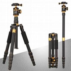 Q888 Professional digital camera tripod stand monopod for nikon sony