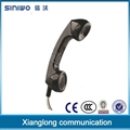ce approved plastic telephone handset