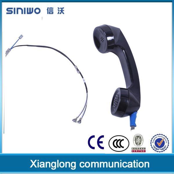 china popular outdoor payphone waterproof telephone handset 1