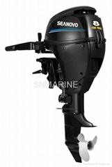 Four-stroke Outboard motor