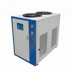 風冷式冷水機 吹瓶 CDW-5HP