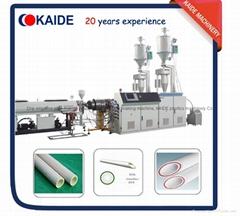 PPR/Glass-fiber Pipe Making Machine KAIDE