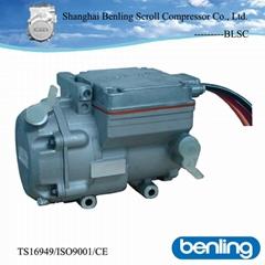 No-Idle System compressor DM18A6