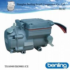 No-Idle System compressor DM24A6