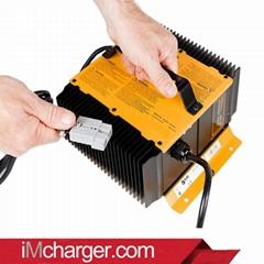 48volt 13amp portable battery charger for EZGO TXT Golf Cart