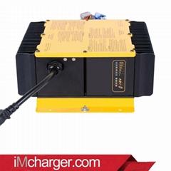 24v 24a  li-ion battery charger for KARCHER floor Scrubber