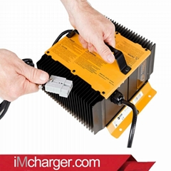 24V 19A Sweeper Cleaner battery charger for Lifepo4 battery /KP e series charger