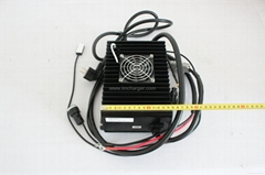 Automotive battery charger 72 V 12 A for EZGO,Star ,Club Car,Eagle etc.