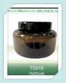 500g cosmetic jar plastic jar cream jar