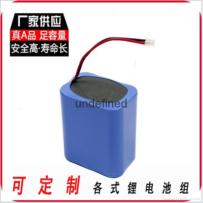 厂家供应18650后备电源电池组74V6600mah 3