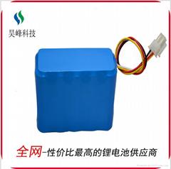 厂家供应18650医疗仪器专用锂电池