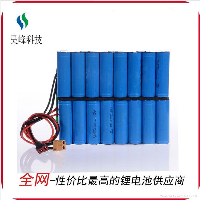 厂家供应独轮车锂电池60v2200mAh 续航远不断电 1