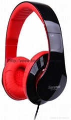 Cellphone Hi-Fi headphone  extra bass stereo headset