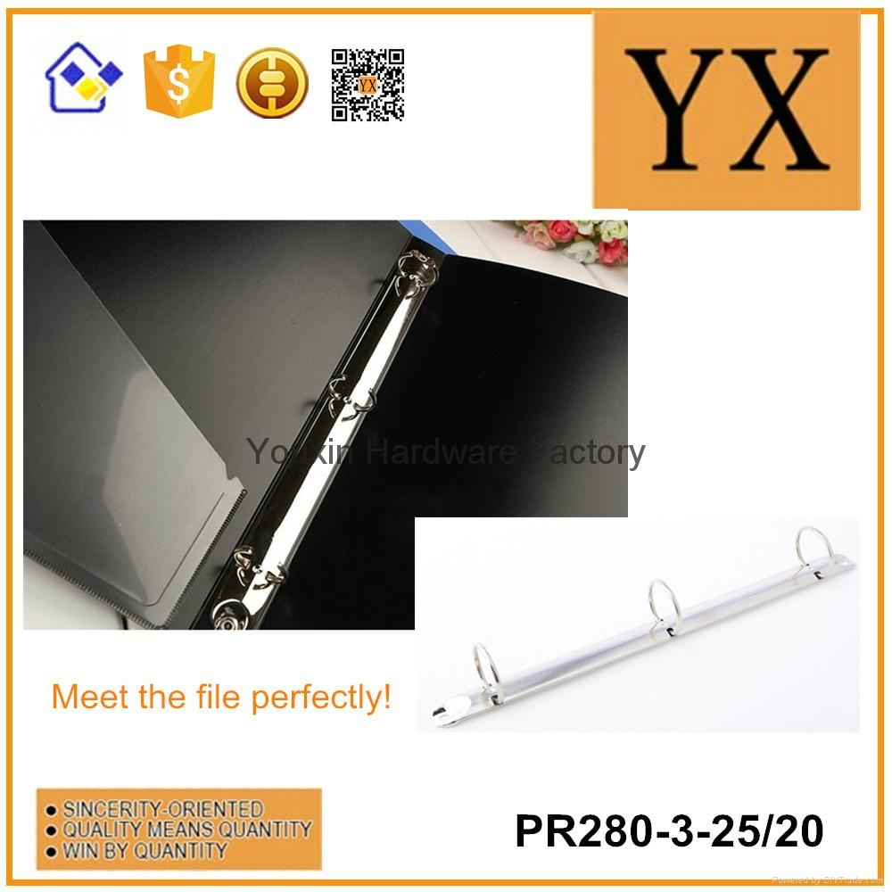 Ring Binder Mechanism PR280-3-25/20 3